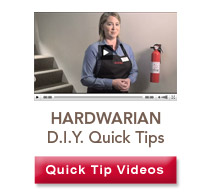 DIY Quick Tips